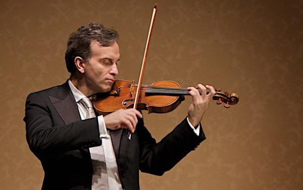 """From New York Philharmonic: """"Gil Shaham and Tchaikovsky and Saturday"""